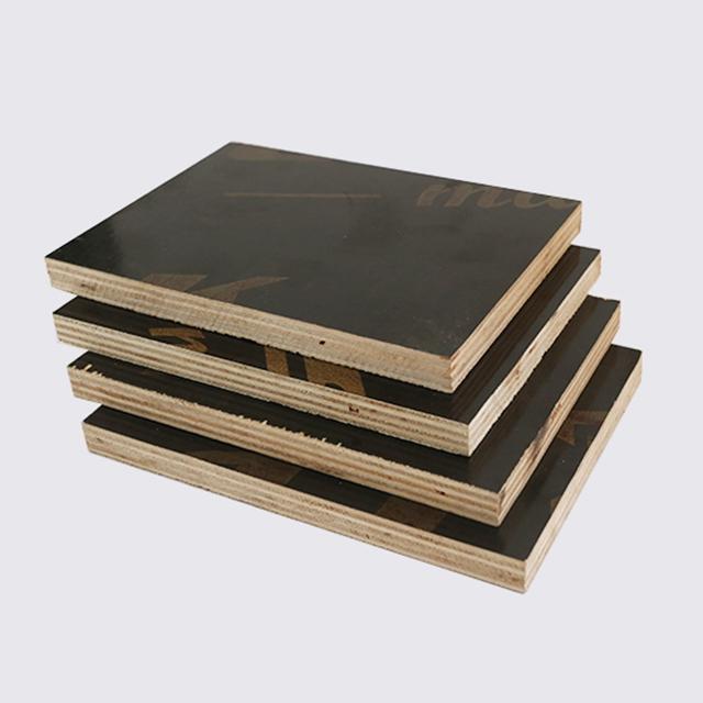 黑建筑模板